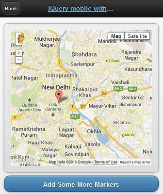 google map   codezone4